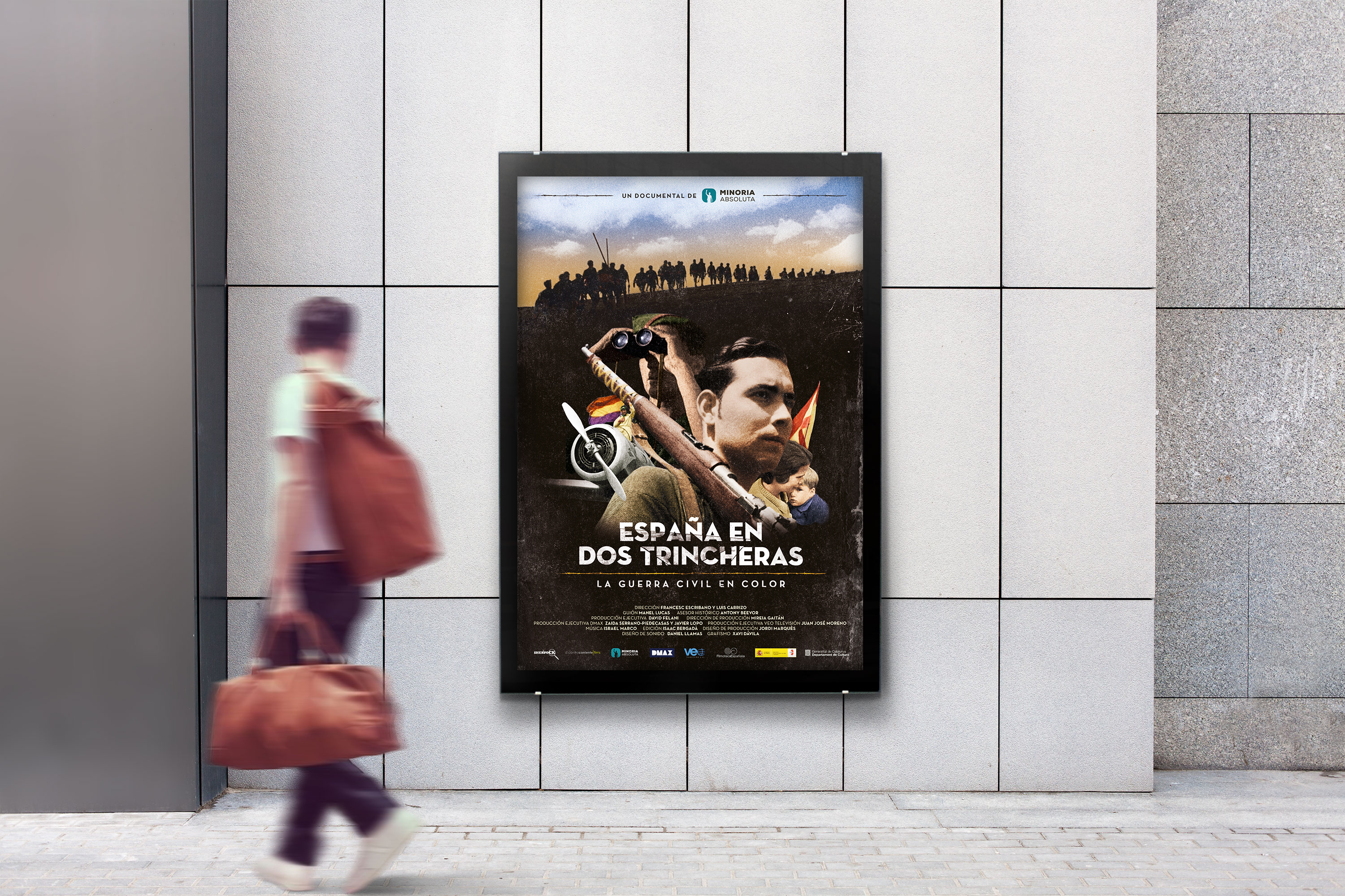 Poster Documental